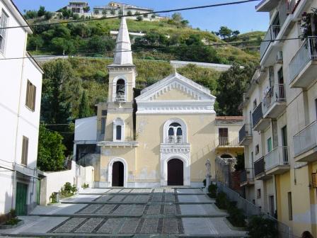 La Chiesa dei Cappuccini oggi...