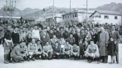 Partita Cosenza-Amantea nel 1950