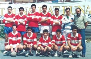 Pallamano Amantea: formazione del primo campionato di serie C
