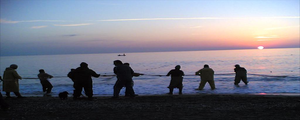 Pescatori sciabachiello