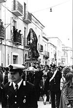 Processione Varette anni '70