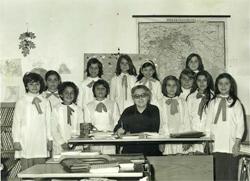 Maestra Franca Morelli