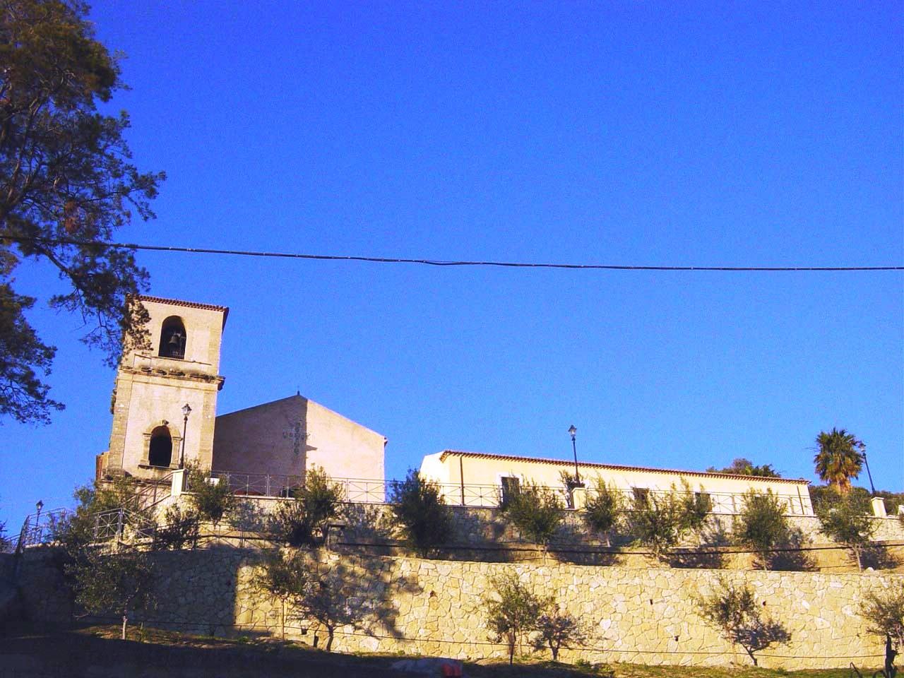 La Chiesa Monumentale di San Bernardino oggi...