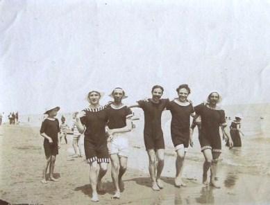costumi da bagno 1909