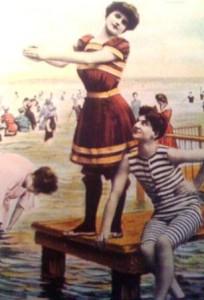 Costumi da bagno anni '20-'30