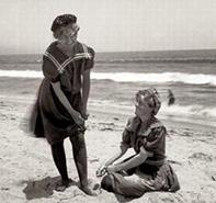 Bagni di mare anni '30