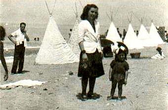 Pagliai marina anni '30