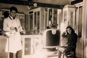 mastro PEPPINOnel suo salone