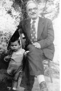 w nonno nicola e lillo 1950