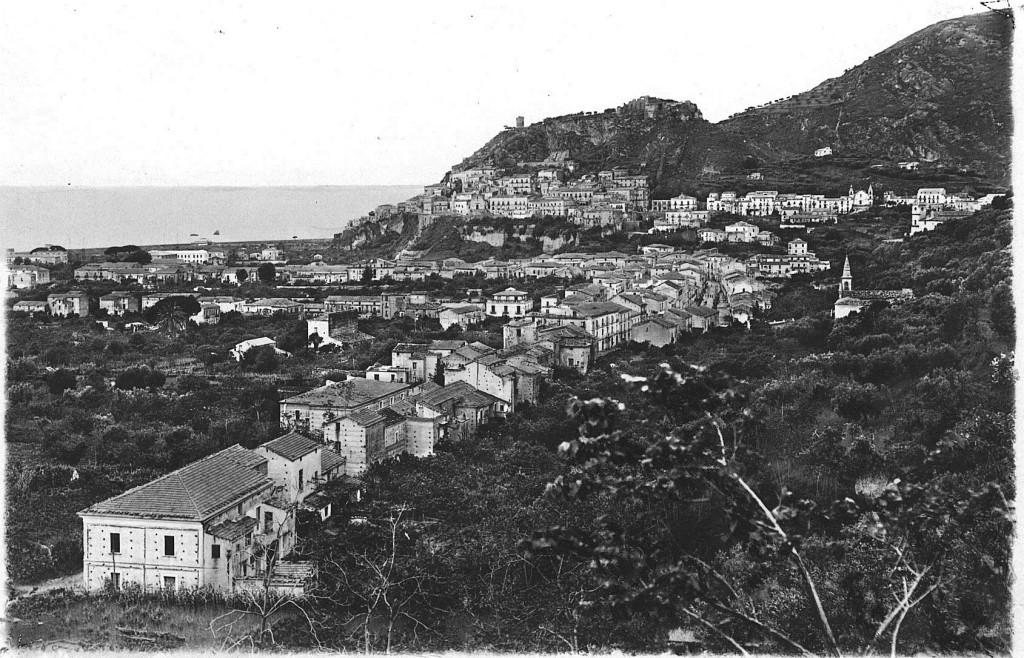 Scorcio panoramico inizio anni '50