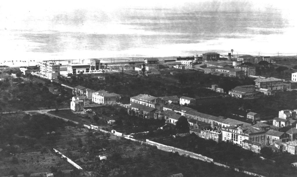 Panorama anni '50