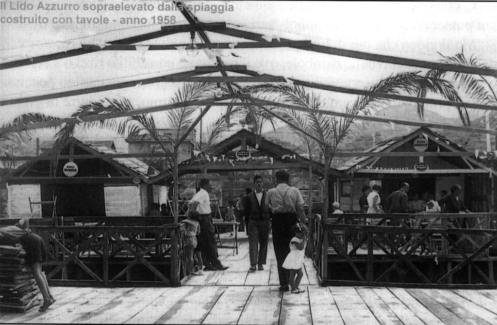 La Rotonda interamente costruita in legno