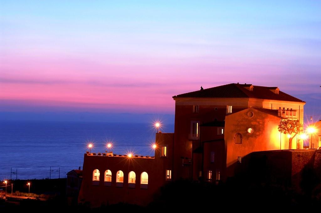 Palazzo delle Clarisse - Notturno