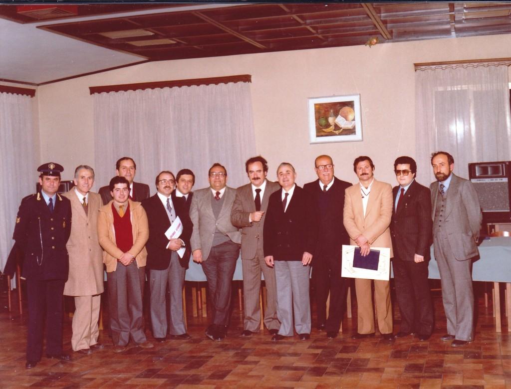 """Premio di poesia """"Città di Amantea""""1981"""
