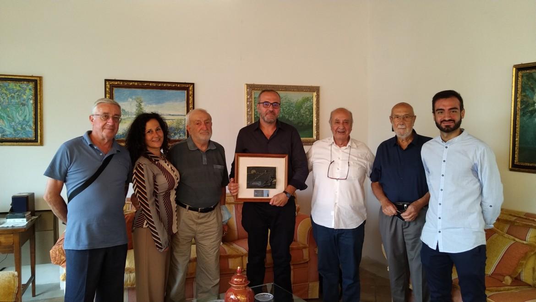 Premiazione AAM Livio De Luca