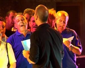 Esibizione del Coro Popolare (3)