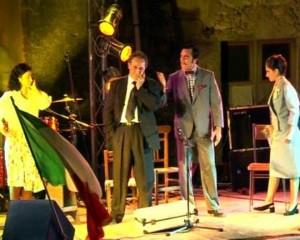 Esibizione del Gruppo Teatrale Le Comete
