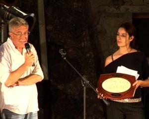 Il saluto del Consigliere Provinciale Franco Tonnara