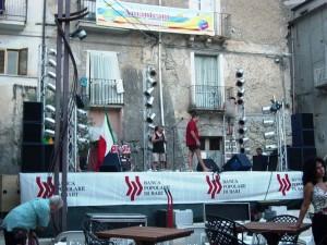 Preparativi Prima serata alla Calavecchia (1)