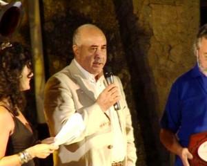 premiazione prof. Fausto Perri