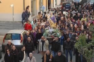 Processione di San Giuseppe - 19/03/2016 Amantea (CS)