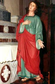 San Giovanni Evangelista, il discepolo prediletto di Gesù